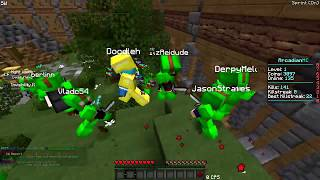KING OF THE ARENA - Minecraft PvP & Minigames
