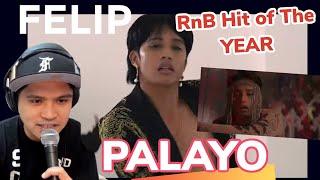 FELIP - 'Palayo' Official MV l KEN SUSON SB19 l RNB HIT of the YEAR! REACTION
