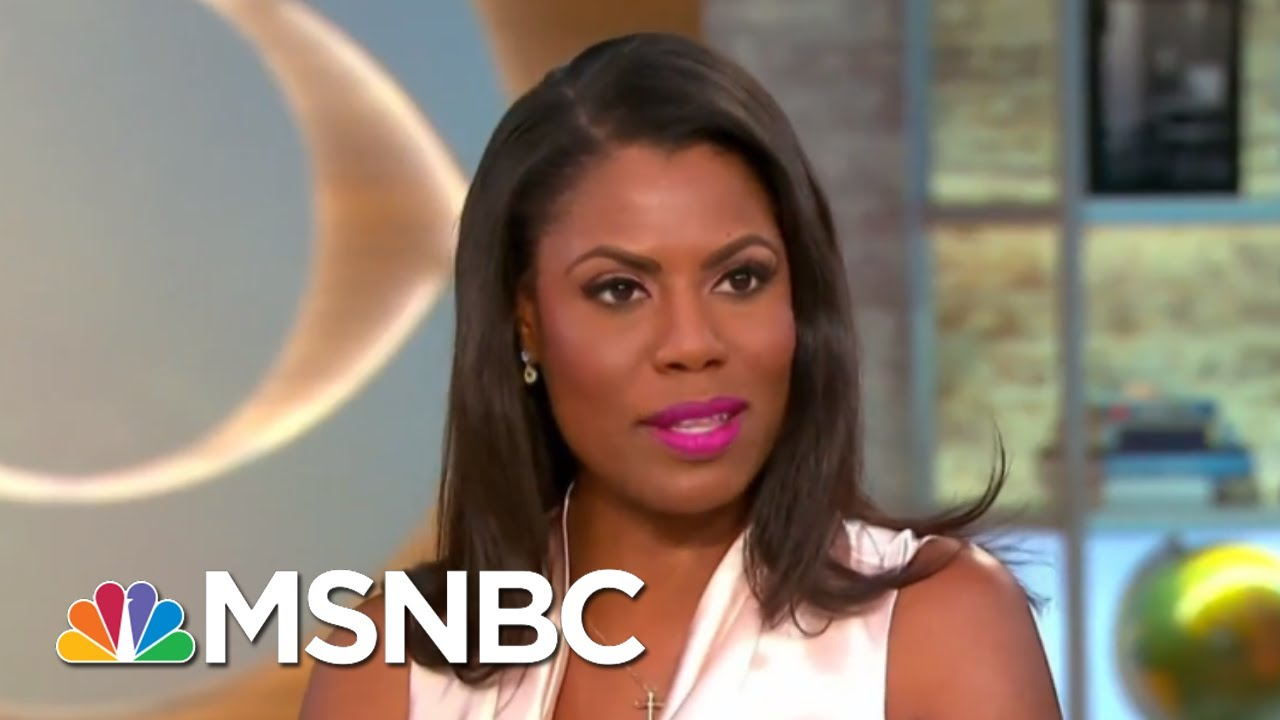 President Trump Staffers Reportedly 'Absolutely Terrified' Of Omarosa Tapes | The 11th Hou