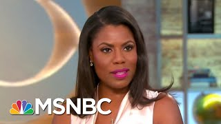 President Trump Staffers Reportedly 'Absolutely Terrified' Of Omarosa Tapes | The 11th Hour | MSNBC
