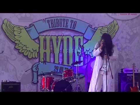 Raden Mas - White Feathers  - (L'Arc en Ciel cover/karaoke) @ Tribute to HYDE