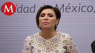 Hacienda congela cuentas a Rosario Robles y Emilio Zebadúa