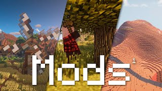 Mods that changed your Minecraft!