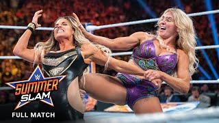 FULL MATCH - Charlotte Flair vs. Trish Stratus: SummerSlam 2019