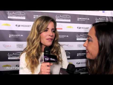Elisabetta Pellini, LA Italia Film Festival 2015