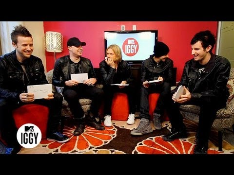 "Pendulum ""Breaks the Ice"" — MTV Iggy Interview"