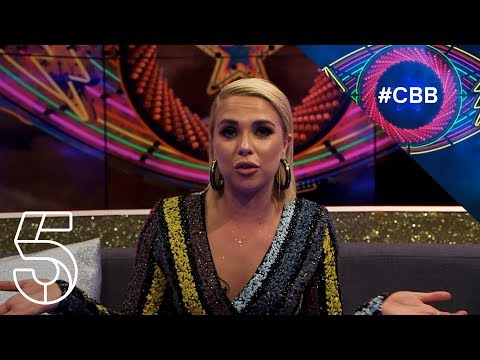 Day 27: Gabby's message | Celebrity Big Brother 2018