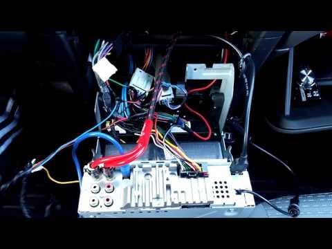 Адаптер рулевого управления incar omega 1 ver 9.0 Подключение на NISSAN ALMERA CLASSIC