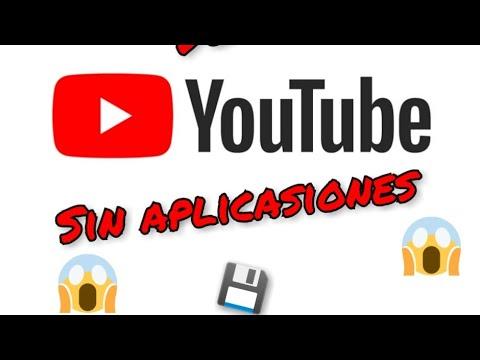 descargar musica y videos de YouTube sin aplicasiones 💯💢 fusional 👍😲