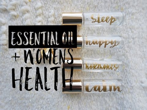 ESSENTIAL OIL + WOMENS HEALTH