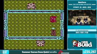 Metal Storm by UraniumAnchor in 17:59 - Summer Games Done Quick 2015 - Part 45