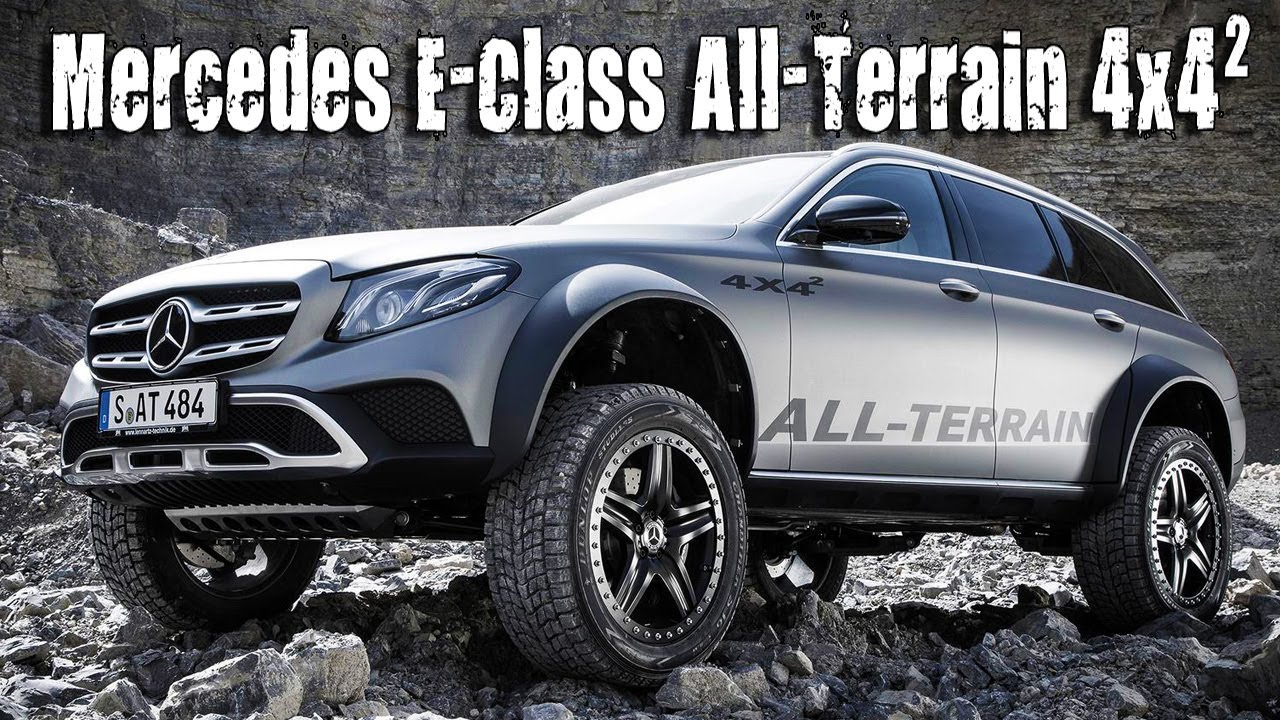 All new mercedes benz e class all terrain 4x4 youtube for All new mercedes benz