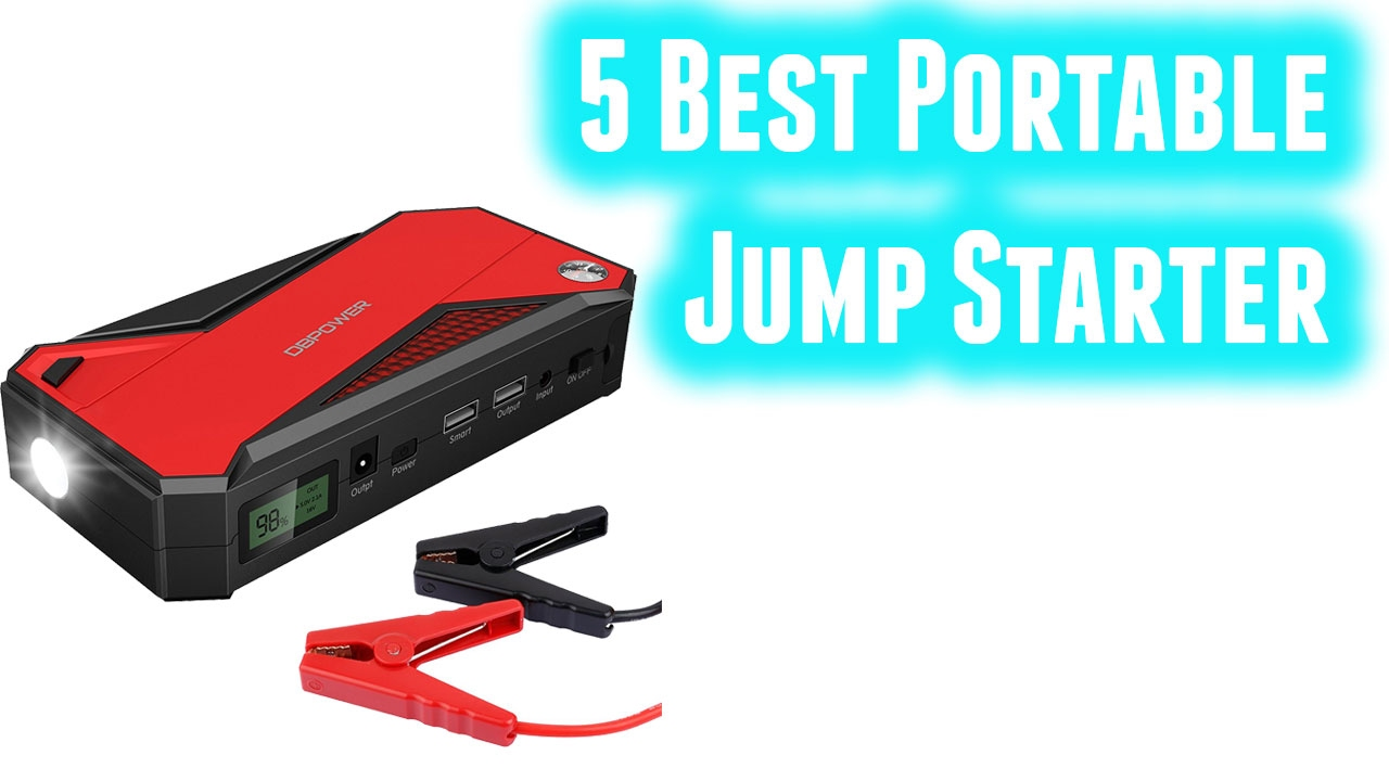 Best Portable Jump Starter 2017 Youtube