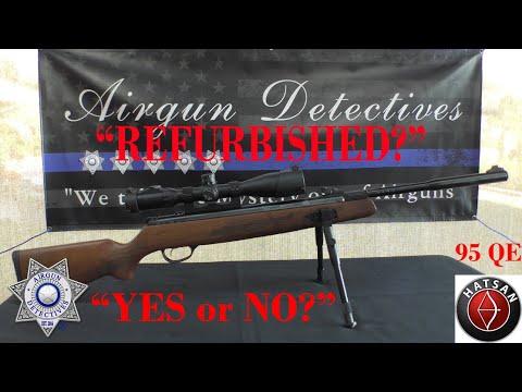Hatsan 95 QE Air Rifle, Vortex