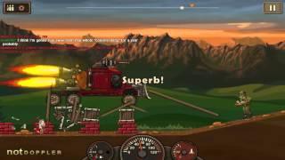 Earn to Die 2012 Part 2 Full Gameplay Walkthrough