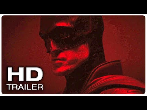 THE BATMAN Teaser Trailer #1 Official (NEW 2021) Robert Pattinson Superhero Movie HD