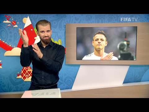 FIFA WC 2018 - KOR vs. MEX – for Deaf and Hard of Hearing - International Sign