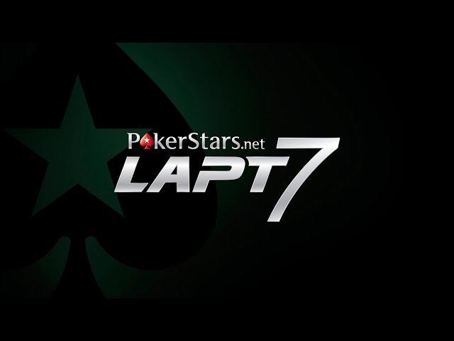 Torneo de poker en vivo LAPT 7 Perú de 2014 – Evento Principal, Mesa final – PokerStars (LATAM)