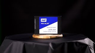 Tech Show - WD Blue WDS500G2B0A 500GB SSD Benchmarks