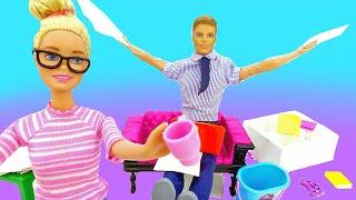 Video e giochi divertenti. Una giornata difficile. Barbie, nuovi episodi in italiano