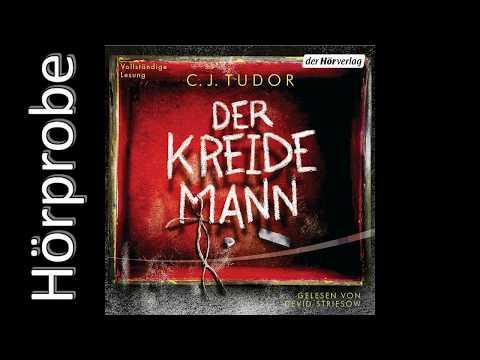 Der Kreidemann YouTube Hörbuch Trailer auf Deutsch