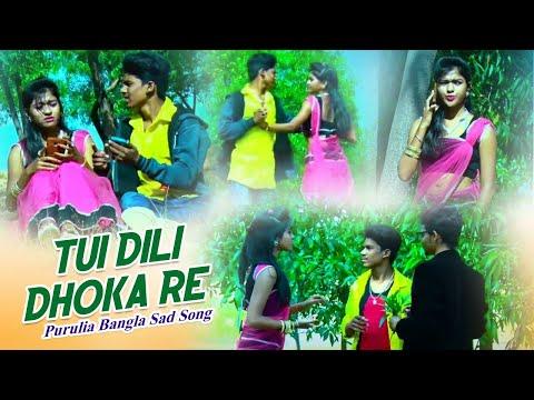 Tui Dili Dhoka Re 💔 তুই দিলি ঢোকা রে 💔 Subol Pal & Anima Das | HD New Purulia Video Song 2018