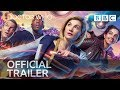 Epic, intergalactic and explosive new Doctor Who trailer drops! - BBC