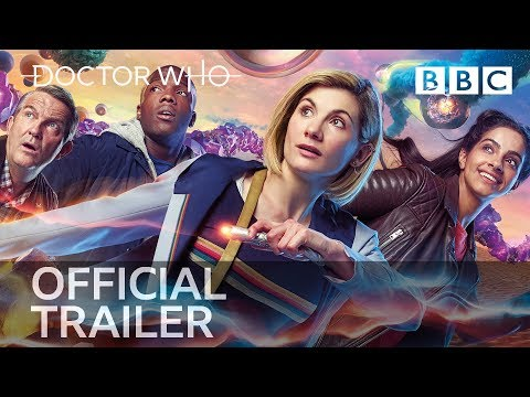 Epic, intergalactic and explosive new Doctor Who trailer drops! – BBC