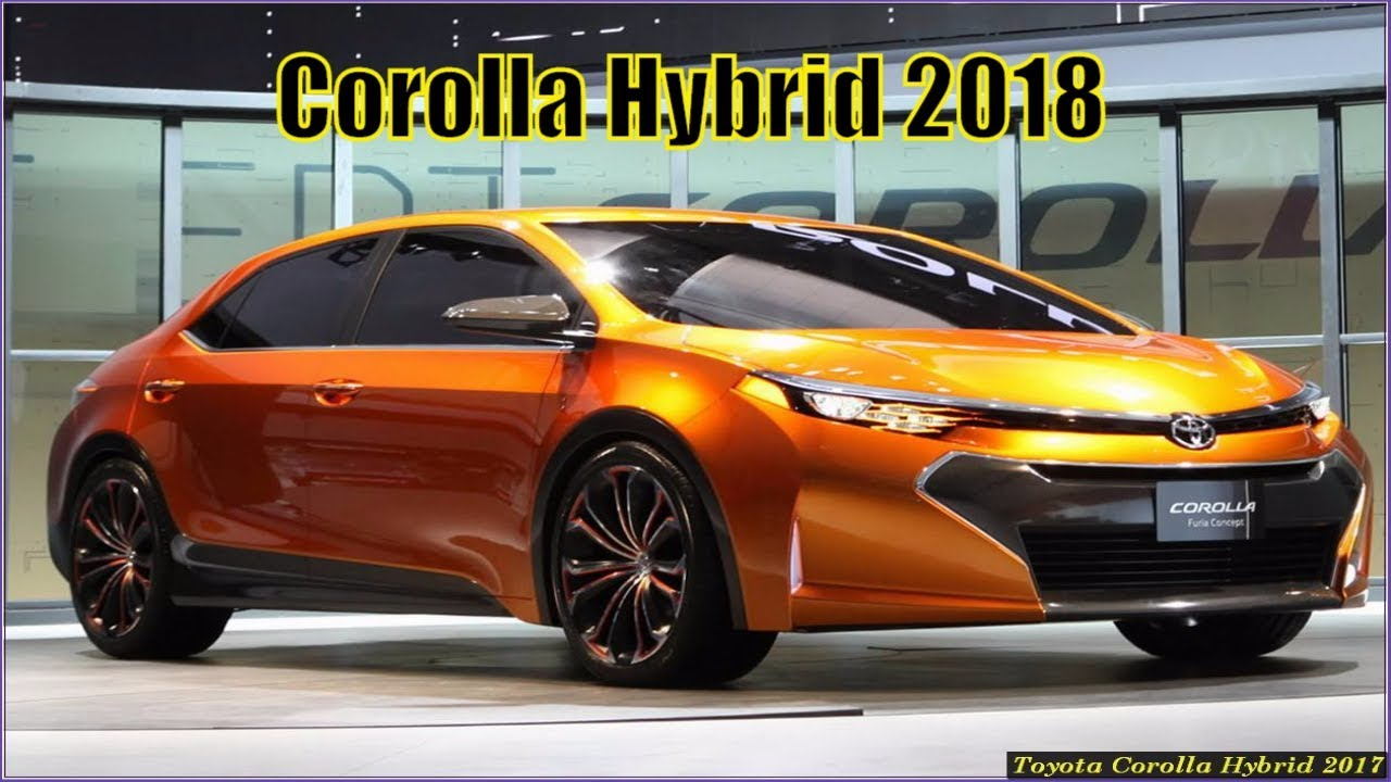 Toyota Corolla Hybrid 2018 Review