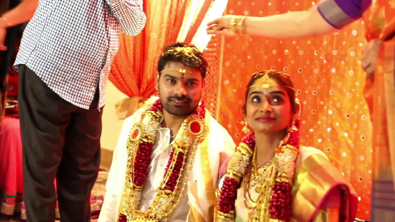 Telugu Wedding 2017   Sada and Navya   Telugu Wedding rituals USA    Cinematic video   Canon   Sony