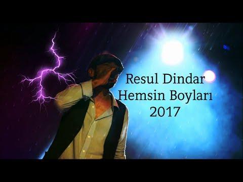 Resul Dindar - Hemşin Boyları ( 2017 )