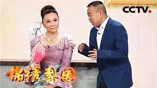 《锦绣梨园》 20180204 一路欢笑 蔡明 潘长江紧跟时代步伐 爆笑演绎网购 | CCTV戏曲