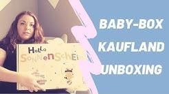 Hallo Sonnenschein Baby-Box von Kaufland, gratis Box *unboxing*
