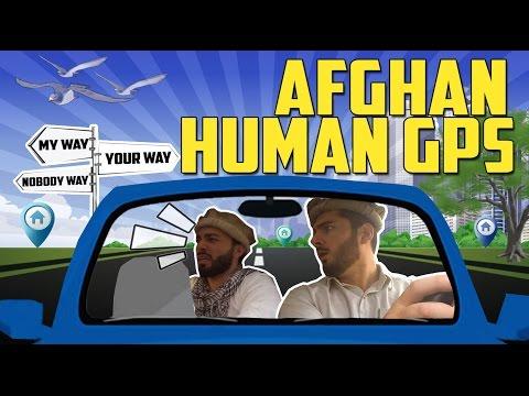 AFGHAN HUMAN GPS!!