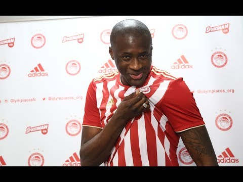 Ο Γιάγια Τουρέ στο Olympiacos TV! / Yaya Touré on Olympiacos TV!