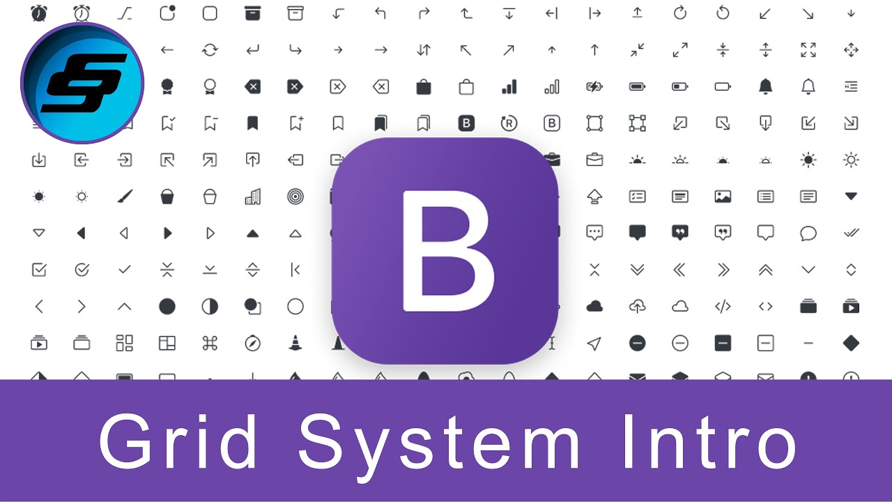 Grid System Introduction Bootstrap 5 Alpha Responsive Web Development And Design Youtube