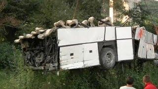 حادث مروع لحافلة نقل يخلف 38 قتيلا و11 جريحا في إيطاليا
