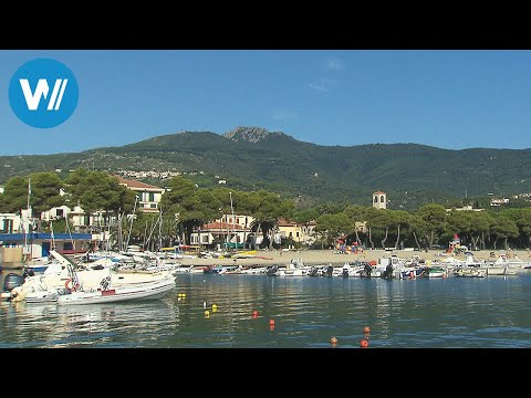 Elba, Dalmatia and Rhodes - Discover Hot Spots along the Mediterranean Coast