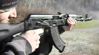 This Is How AK-47 Works @ 240fps Slow Motion