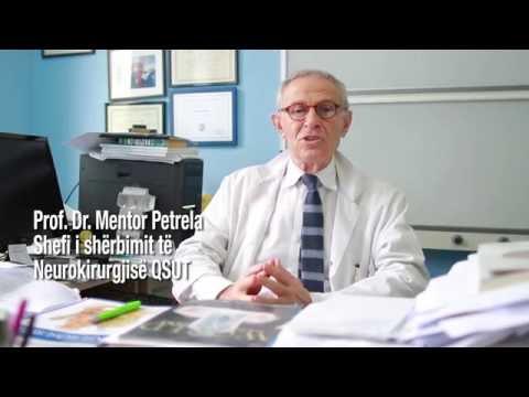 Prof. Dr. Mentor Petrela: Një revolucion me instrumentat kirurgjikalë