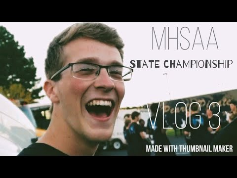 MARCHING BAND CHAMPIONSHIP VLOG - OLIVE BRANCH HIGH SCHOOL BAND 2018