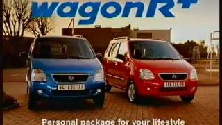 Suzuki Wagon R+ (2000)