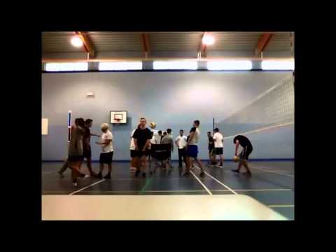 Volleyball Coached Session by Tricky – Sports Coaching Unit Demo (Task 1)