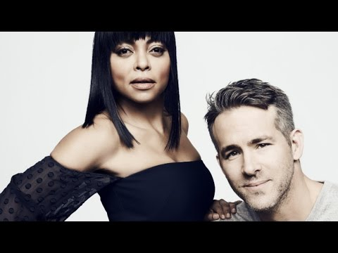 Ryan Reynolds & Taraji P. Henson - Actors on Actors - Full C