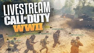 THE FLAWS BEGIN TO SHOW... (Call of Duty: WW2 Multiplayer Gameplay Stream)