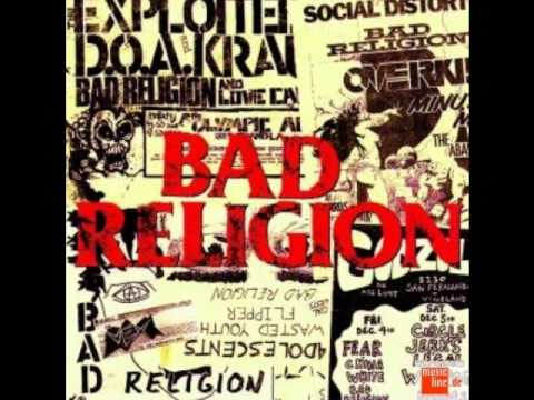 Bad Religion - Flat Earth Society thumbnail