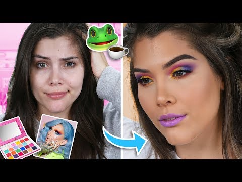 IS THE JEFFREE STAR JAWBREAKER COLLECTION WORTH IT?! | Review + Makeup Tutorial thumbnail