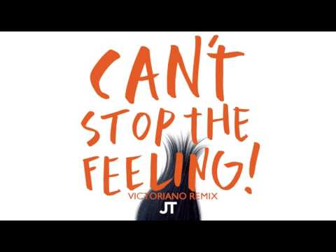 JT - Can&39;t Stop The Feeling Denys Victoriano Remix