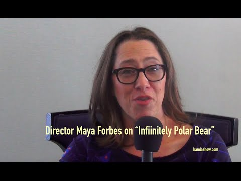 Filmmaker Maya Forbes on