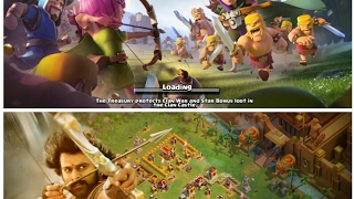 BAHUBALI : THE GAME VS CLASH OF CLANS